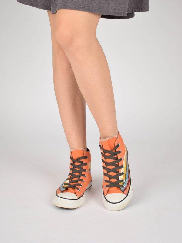 Pantofi sport CONVERSE (#5558) - SASSY STATION Fashion Marketplace - vinde și cumpără haine, pantofi, genti, accesorii pentru femei