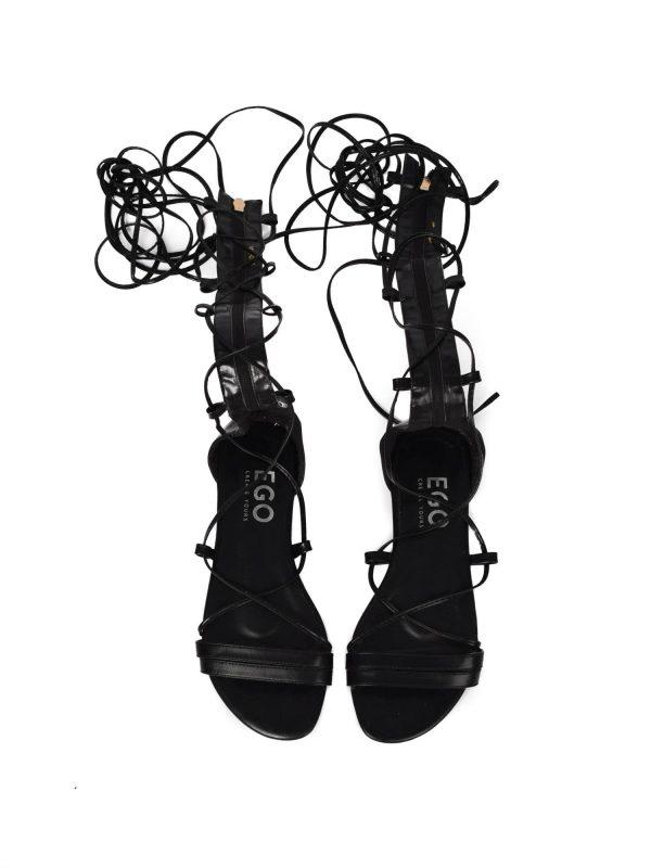 Sandale EGO (#9787) - SASSY STATION Fashion Marketplace - vinde și cumpără haine, pantofi, genti, accesorii pentru femei