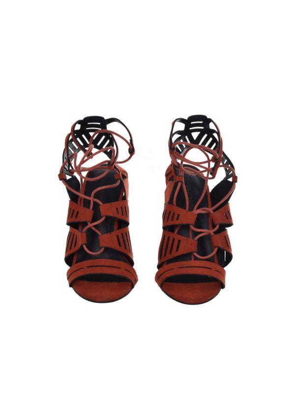 Sandale cu toc RESERVED (#9740) - SASSY STATION Fashion Marketplace - vinde și cumpără haine, pantofi, genti, accesorii pentru femei