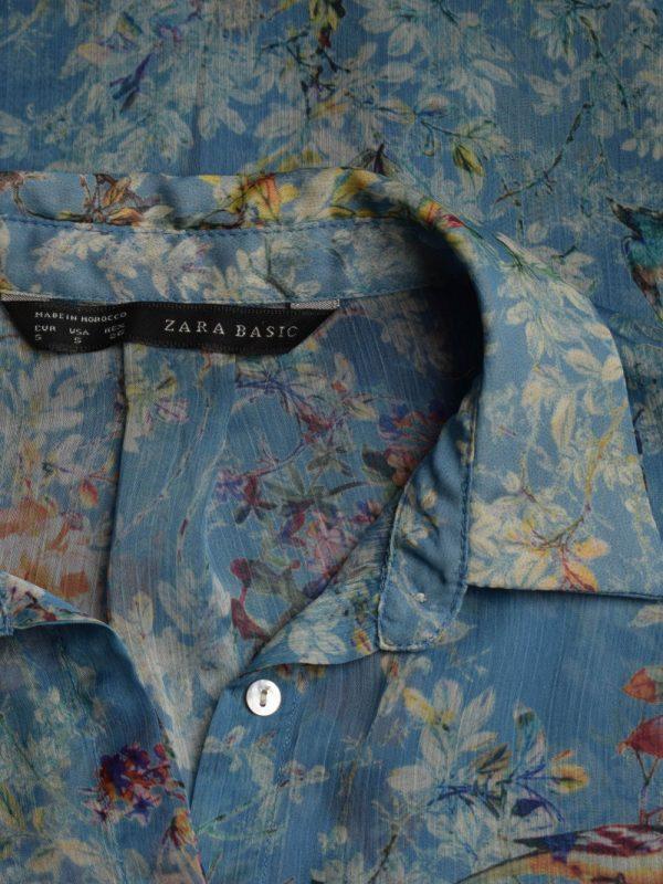 Camasa ZARA (#6886) - SASSY STATION Fashion Marketplace - vinde și cumpără haine, pantofi, genti, accesorii pentru femei