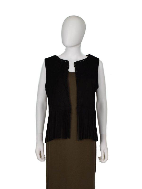 Vesta SANDRO FERRONE (#6953) - SASSY STATION Fashion Marketplace - vinde și cumpără haine, pantofi, genti, accesorii pentru femei