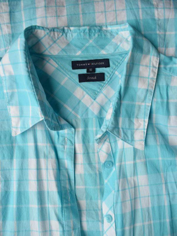 Camasa TOMMY HILFIGER (#6849) - SASSY STATION Fashion Marketplace - vinde și cumpără haine, pantofi, genti, accesorii pentru femei