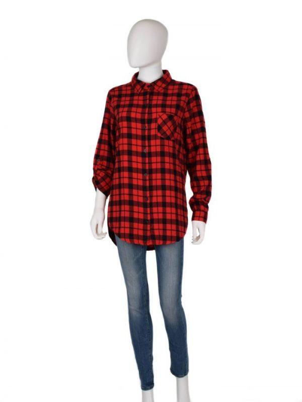 Camasa VERT DE RAGE (#6907) - SASSY STATION Fashion Marketplace - vinde și cumpără haine, pantofi, genti, accesorii pentru femei