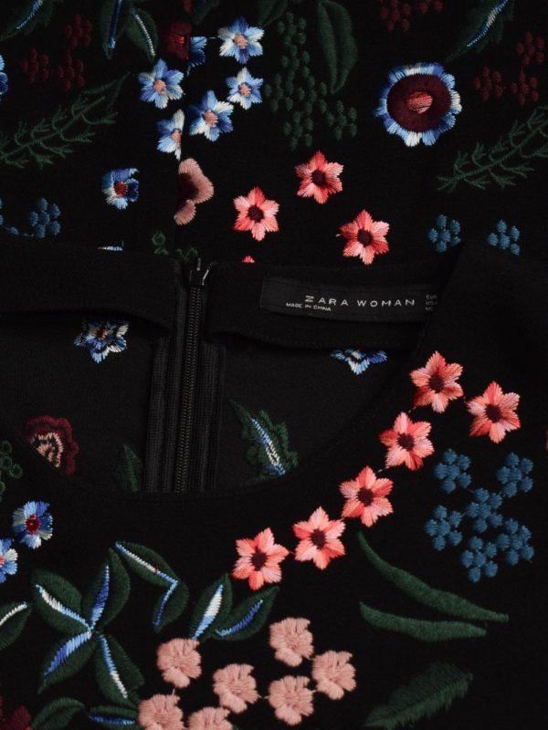 Rochie ZARA (#6732) - SASSY STATION Fashion Marketplace - vinde și cumpără haine, pantofi, genti, accesorii pentru femei