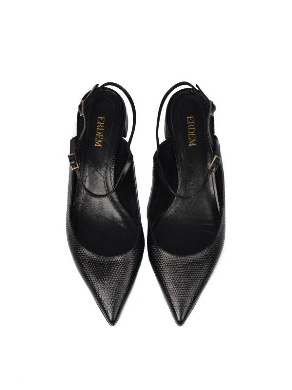 Sandale cu toc ERDEM (#8225) - SASSY STATION Fashion Marketplace - vinde și cumpără haine, pantofi, genti, accesorii pentru femei