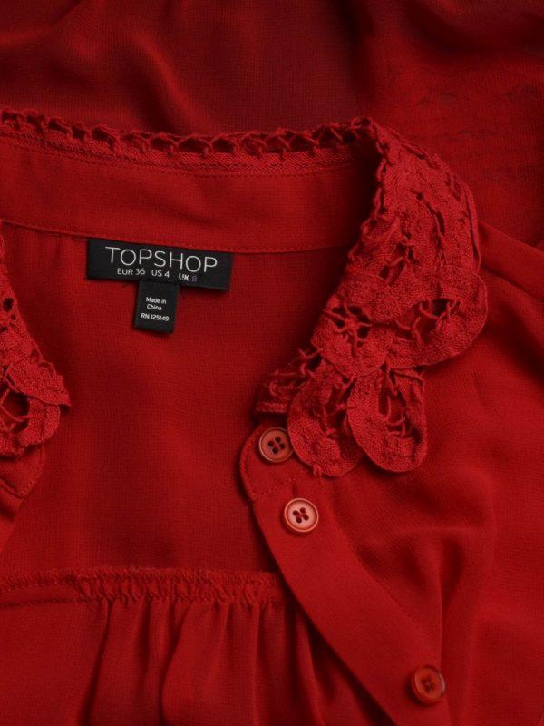 Bluza TOPSHOP (#8195) - SASSY STATION Fashion Marketplace - vinde și cumpără haine, pantofi, genti, accesorii pentru femei