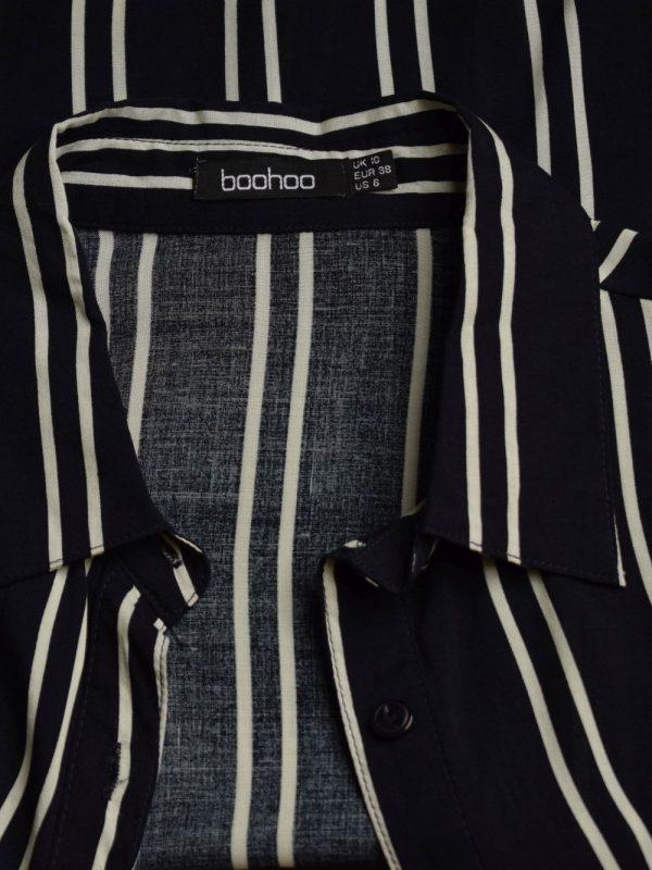 Camasa BOOHOO (#7564) - SASSY STATION Fashion Marketplace - vinde și cumpără haine, pantofi, genti, accesorii pentru femei
