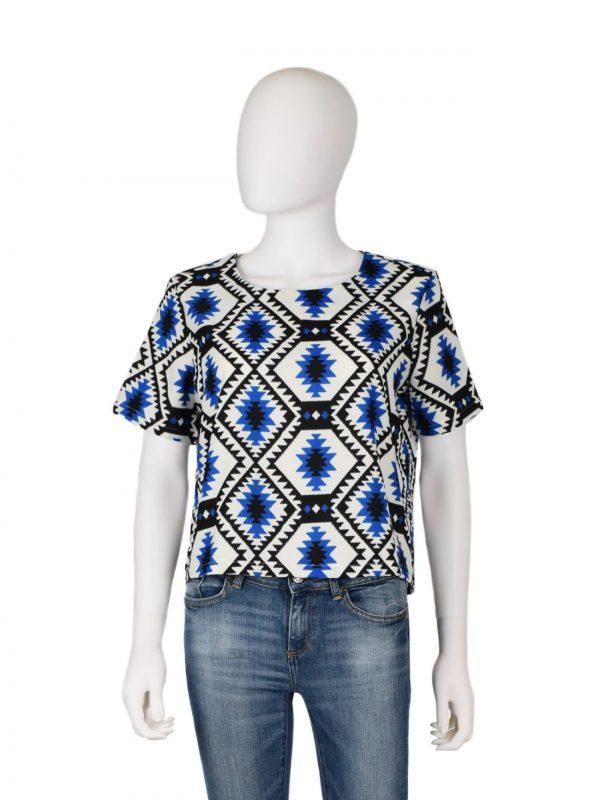 Top CAMEO ROSE (#8019) - SASSY STATION Fashion Marketplace - vinde și cumpără haine, pantofi, genti, accesorii pentru femei