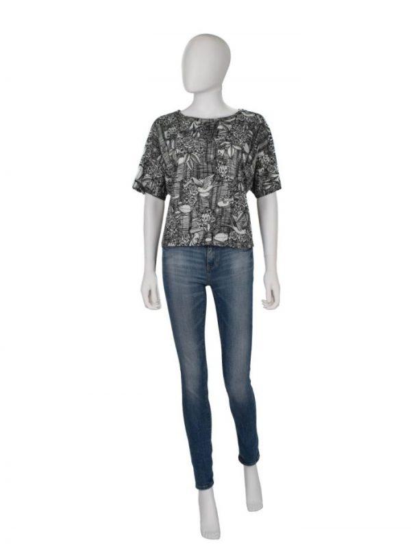 Top FRENCH CONNECTION (#7055) - SASSY STATION Fashion Marketplace - vinde și cumpără haine, pantofi, genti, accesorii pentru femei