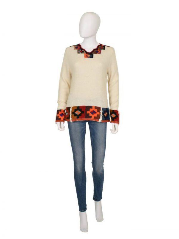 Pulover / cardigan PERU INCA (#7937) - SASSY STATION Fashion Marketplace - vinde și cumpără haine, pantofi, genti, accesorii pentru femei