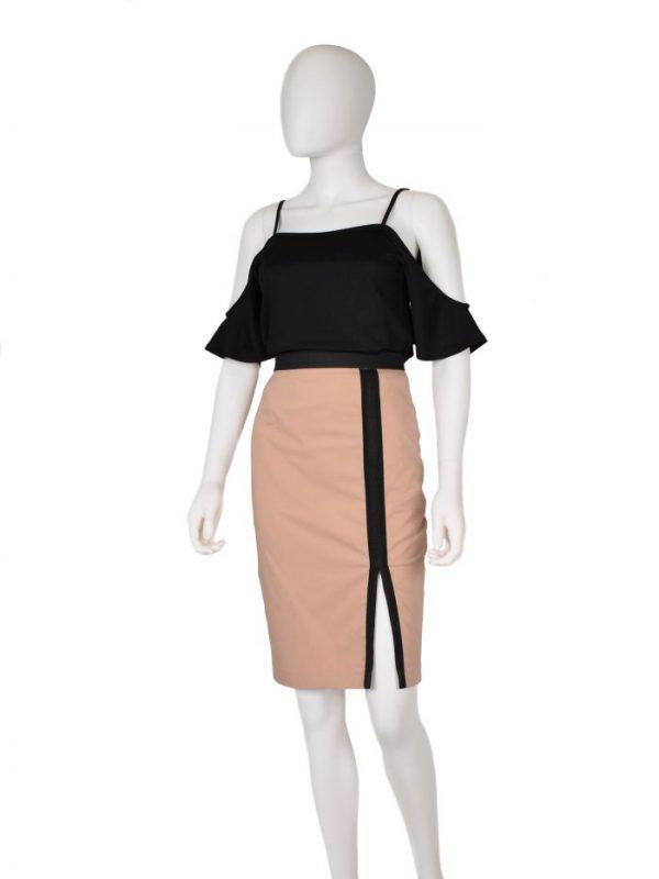 Fusta POEMA (#7614) - SASSY STATION Fashion Marketplace - vinde și cumpără haine, pantofi, genti, accesorii pentru femei