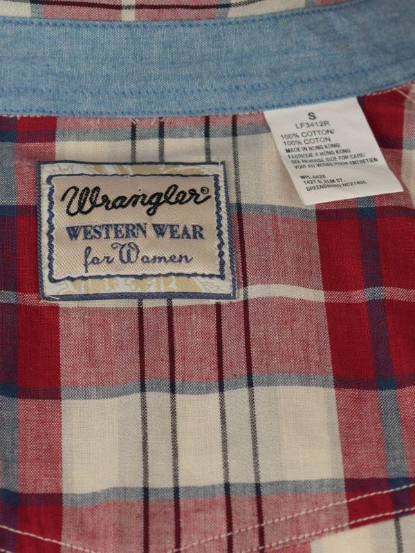 Camasa WRANGLER (#7029) - SASSY STATION Fashion Marketplace - vinde și cumpără haine, pantofi, genti, accesorii pentru femei