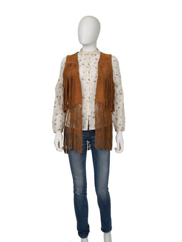 Vesta ZARA (#7683) - SASSY STATION Fashion Marketplace - vinde și cumpără haine, pantofi, genti, accesorii pentru femei