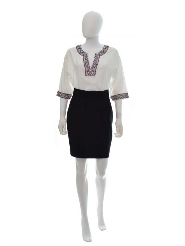 Fusta H&M (#10661) - SASSY STATION Fashion Marketplace - vinde și cumpără haine, pantofi, genti, accesorii pentru femei