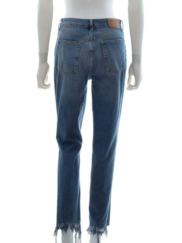 Blugi H&M (#10731) - SASSY STATION Fashion Marketplace - vinde și cumpără haine, pantofi, genti, accesorii pentru femei