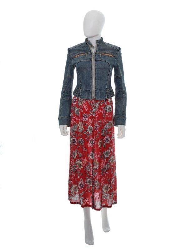 Jacheta / Geaca MOTO U.K. (#12312) - SASSY STATION Fashion Marketplace - vinde și cumpără haine, pantofi, genti, accesorii pentru femei