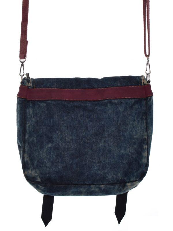 Geanta de umar OLD COTTON CARGO (#12866) - SASSY STATION Fashion Marketplace - vinde și cumpără haine, pantofi, genti, accesorii pentru femei