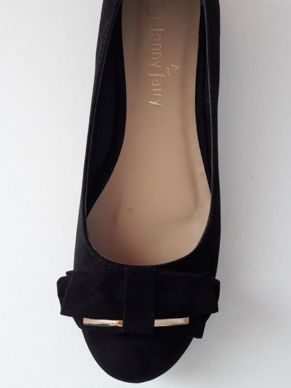 Balerini JENNY FAIRY (#14973) - SASSY STATION Fashion Marketplace - vinde și cumpără haine, pantofi, genti, accesorii pentru femei