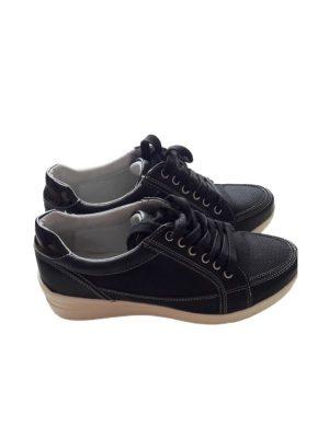 Pantofi negri Jenny Fairy