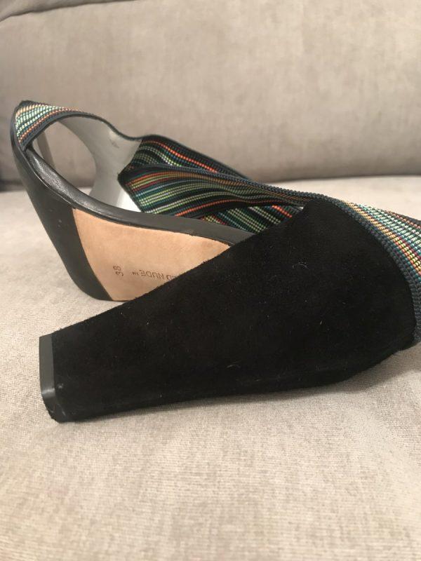 Pantofi cu toc UNITED NUDE (#15119) - SASSY STATION Fashion Marketplace - vinde și cumpără haine, pantofi, genti, accesorii pentru femei