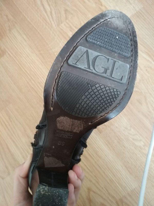 Ghete / botine ATTILIO GIUSTI LEOMBRUNI (#15494) - SASSY STATION Fashion Marketplace - vinde și cumpără haine, pantofi, genti, accesorii pentru femei