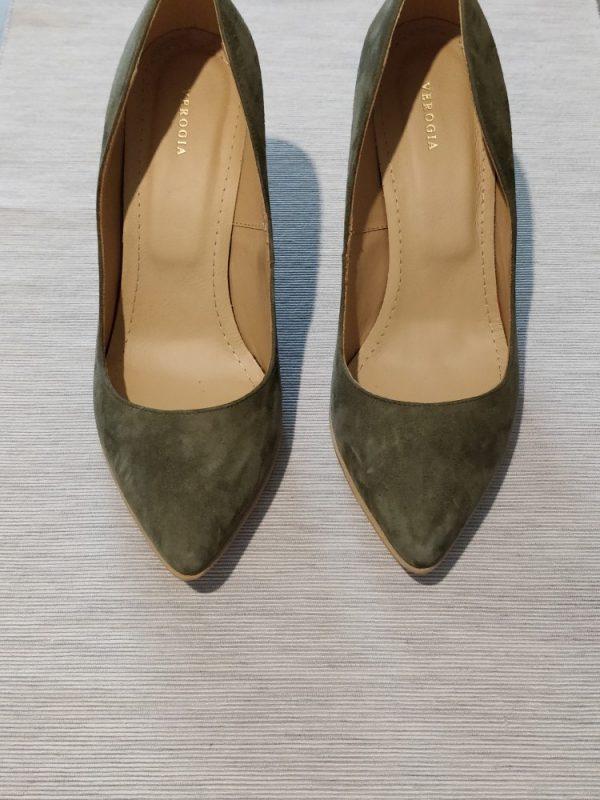 Pantofi cu toc VEROGIA (#15883) - SASSY STATION Fashion Marketplace - vinde și cumpără haine, pantofi, genti, accesorii pentru femei