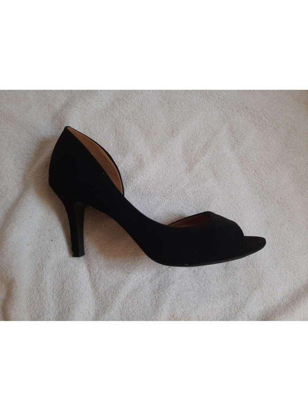 Sandale cu toc H&M (#16394) - SASSY STATION Fashion Marketplace - vinde și cumpără haine, pantofi, genti, accesorii pentru femei