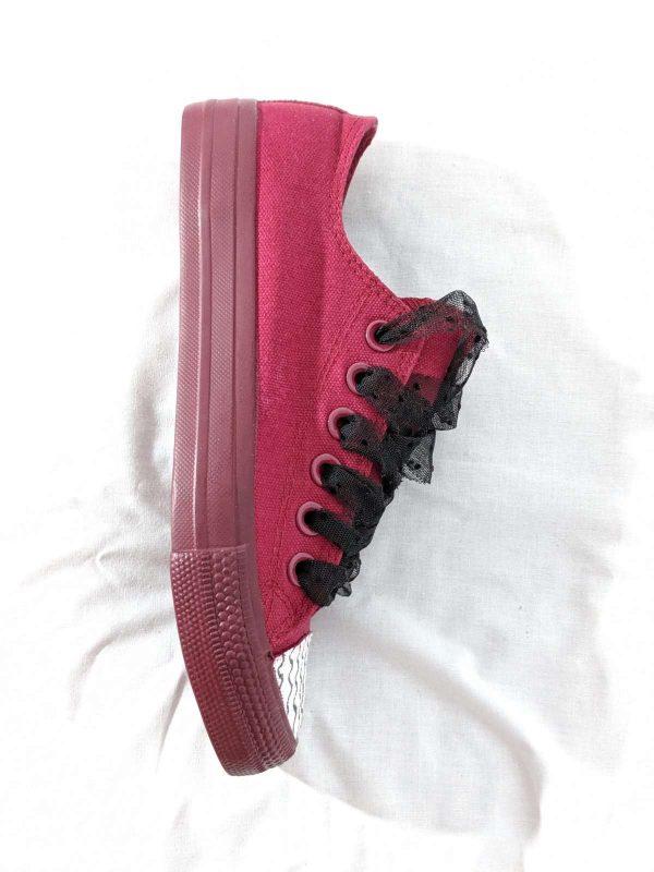 Pantofi sport SARA (#16418) - SASSY STATION Fashion Marketplace - vinde și cumpără haine, pantofi, genti, accesorii pentru femei