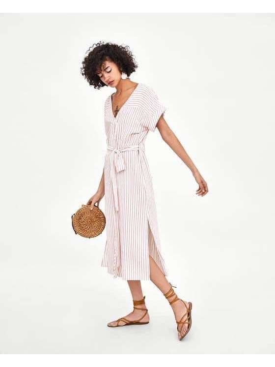 Rochie ZARA (#16441) - SASSY STATION Fashion Marketplace - vinde și cumpără haine, pantofi, genti, accesorii pentru femei