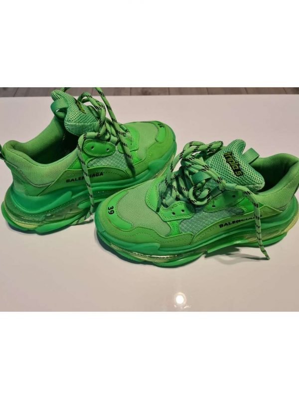 Pantofi sport BALENCIAGA (#16446) - SASSY STATION Fashion Marketplace - vinde și cumpără haine, pantofi, genti, accesorii pentru femei