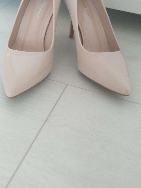 Pantofi cu toc MEI (#16461) - SASSY STATION Fashion Marketplace - vinde și cumpără haine, pantofi, genti, accesorii pentru femei