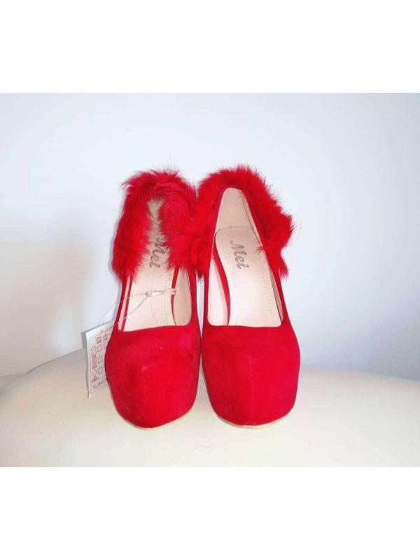 Pantofi MEI (#16463) - SASSY STATION Fashion Marketplace - vinde și cumpără haine, pantofi, genti, accesorii pentru femei