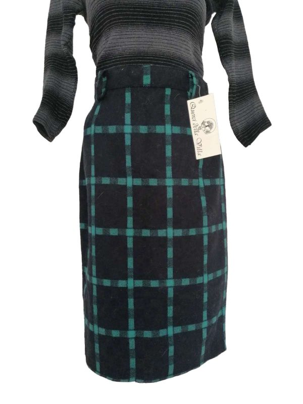 Fusta QUERCI BELLA VILLA (#16464) - SASSY STATION Fashion Marketplace - vinde și cumpără haine, pantofi, genti, accesorii pentru femei