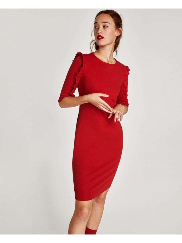 Rochie ZARA (#16496) - SASSY STATION Fashion Marketplace - vinde și cumpără haine, pantofi, genti, accesorii pentru femei