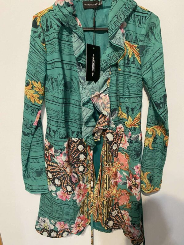 Rochie PRETTYLITTLETHING (#16520) - SASSY STATION Fashion Marketplace - vinde și cumpără haine, pantofi, genti, accesorii pentru femei