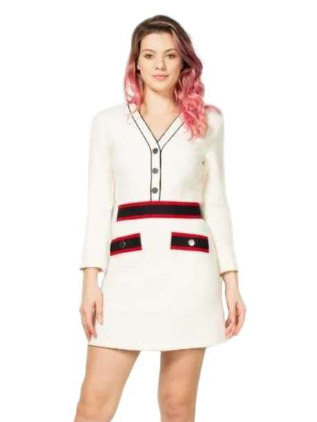 Rochie MAJE (#16640) - SASSY STATION Fashion Marketplace - vinde și cumpără haine, pantofi, genti, accesorii pentru femei