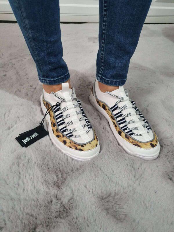 Pantofi sport JUST CAVALLI (#16649) - SASSY STATION Fashion Marketplace - vinde și cumpără haine, pantofi, genti, accesorii pentru femei