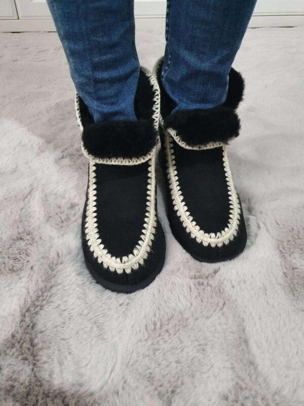Ghete / botine OZLANA (#16660) - SASSY STATION Fashion Marketplace - vinde și cumpără haine, pantofi, genti, accesorii pentru femei