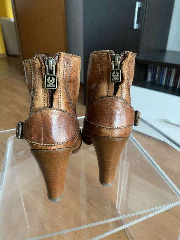 Ghete / botine BELSTAFF (#16712) - SASSY STATION Fashion Marketplace - vinde și cumpără haine, pantofi, genti, accesorii pentru femei