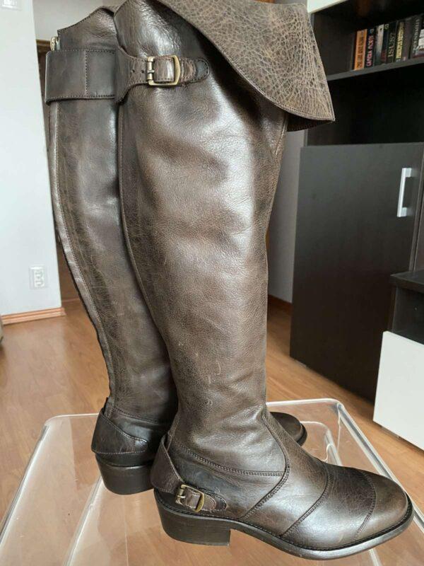 Cizme BELSTAFF (#16713) - SASSY STATION Fashion Marketplace - vinde și cumpără haine, pantofi, genti, accesorii pentru femei