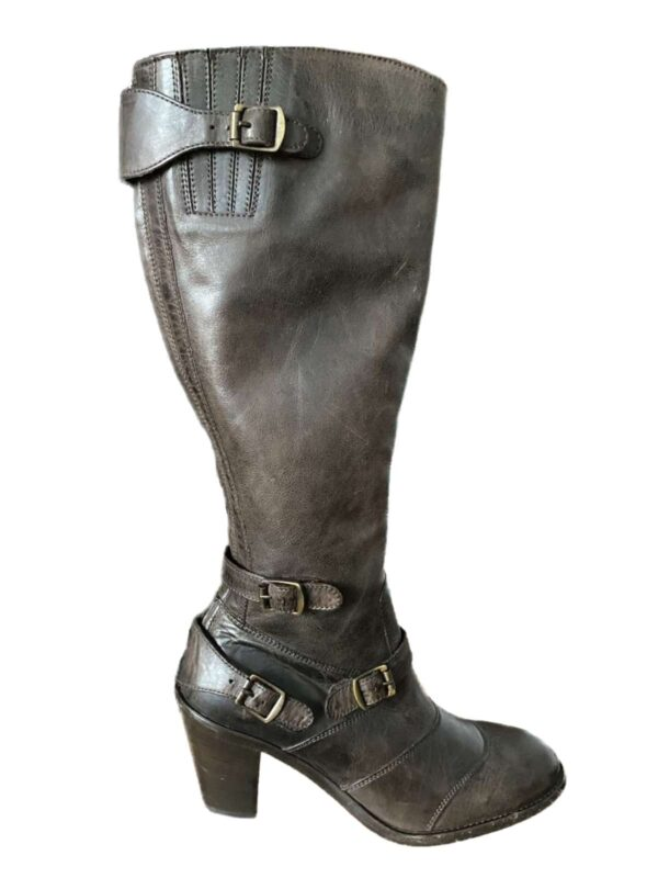 Cizme BELSTAFF (#16714) - SASSY STATION Fashion Marketplace - vinde și cumpără haine, pantofi, genti, accesorii pentru femei