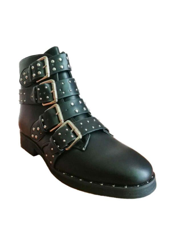 Ghete / botine MODDA (#16732) - SASSY STATION Fashion Marketplace - vinde și cumpără haine, pantofi, genti, accesorii pentru femei
