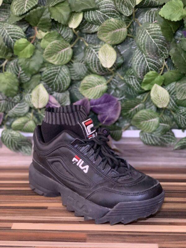Pantofi sport FILA (#16743) - SASSY STATION Fashion Marketplace - vinde și cumpără haine, pantofi, genti, accesorii pentru femei