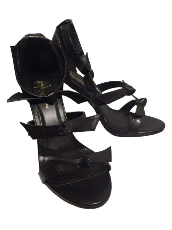 Sandale cu toc SERGIO TODZI (#16809) - SASSY STATION Fashion Marketplace - vinde și cumpără haine, pantofi, genti, accesorii pentru femei