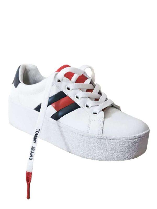 Pantofi sport TOMMY HILFIGER (#16831) - SASSY STATION Fashion Marketplace - vinde și cumpără haine, pantofi, genti, accesorii pentru femei