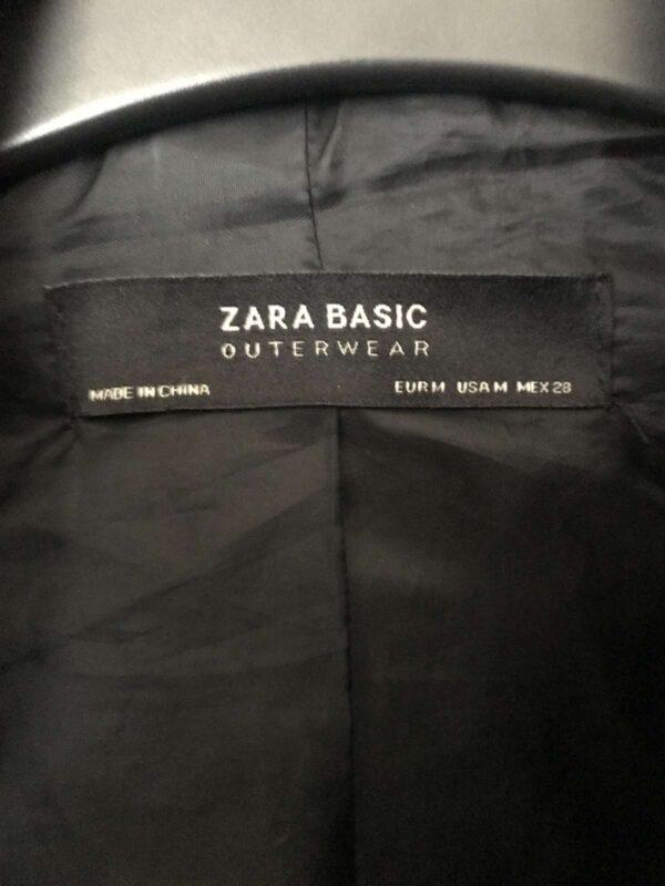 Jacheta / Geaca ZARA (#16875) - SASSY STATION Fashion Marketplace - vinde și cumpără haine, pantofi, genti, accesorii pentru femei