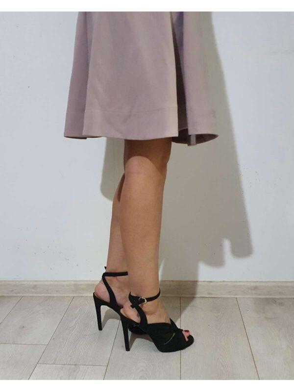 Sandale cu toc ASOS (#16890) - SASSY STATION Fashion Marketplace - vinde și cumpără haine, pantofi, genti, accesorii pentru femei