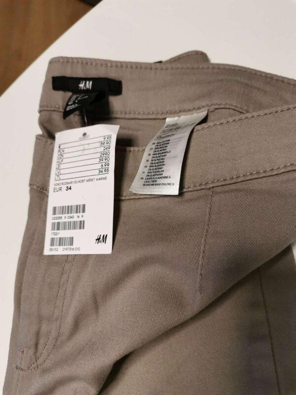 Pantaloni H&M (#16999) - SASSY STATION Fashion Marketplace - vinde și cumpără haine, pantofi, genti, accesorii pentru femei