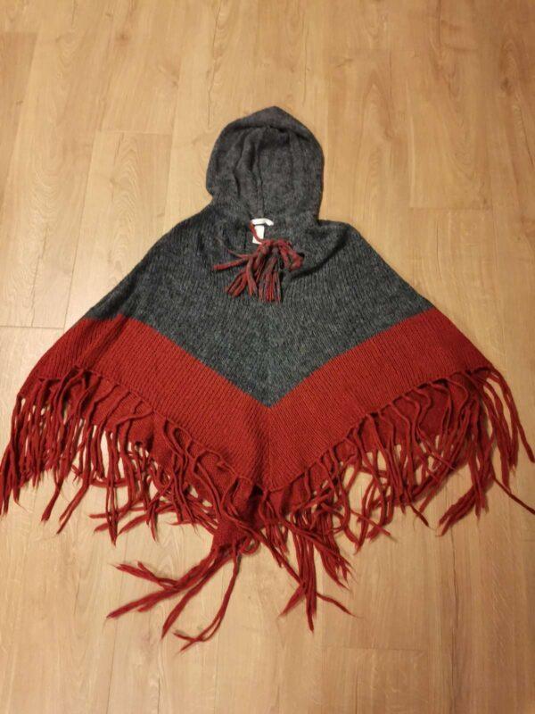 Pelerina / poncho H&M (#17002) - SASSY STATION Fashion Marketplace - vinde și cumpără haine, pantofi, genti, accesorii pentru femei