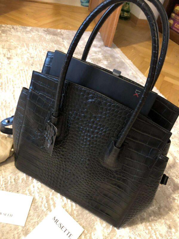 Geanta de umar MUSETTE (#17014) - SASSY STATION Fashion Marketplace - vinde și cumpără haine, pantofi, genti, accesorii pentru femei
